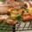 Grillfleisch und Wurst