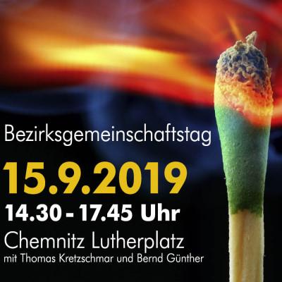Bezirksgemeinschaftstag 2019