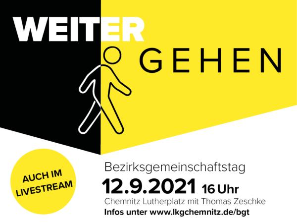 Bezirksgemeinschaftstag @ Gemeinschaftshaus Chemnitz   Chemnitz   Sachsen   Deutschland
