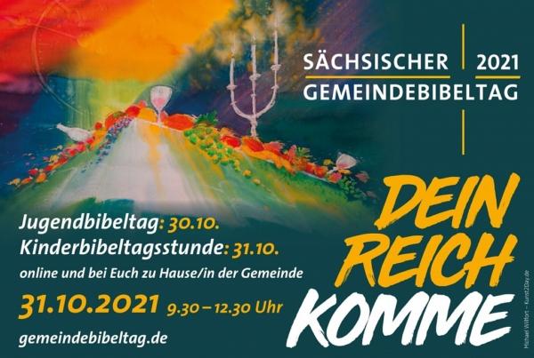 Sächsischer Gemeindebibeltag - online